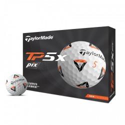 Мячи для гольфа TaylorMade TM21 TP5X PIX