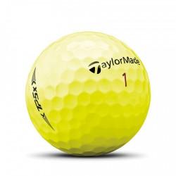 Мячи для гольфа TaylorMade TM21 TP5X Yellow