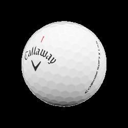 Мячи для гольфа Callaway Chrome Soft X LS