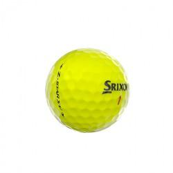 Мячи для гольфа Srixon Z-STAR XV Yellow Spinskin