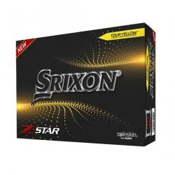 Мячи для гольфа Srixon Z-STAR Yellow Spinskin