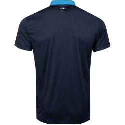 Поло JL Flinn Regular Fit Ocean Blue