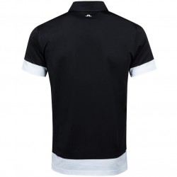 Поло JL Per Regular Fit Black