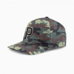 Кепка Puma Camo P 110 Snapback Cap