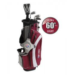 Набор клюшек для гольфа U.S. Kids 60