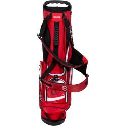 Бэг для гольфа STANDBAG SPALDING SX35, ROT