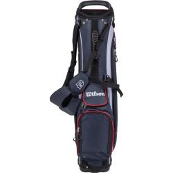 Бэг для гольфа WILSON STANDBAG NEXUS, NAVY/ROT