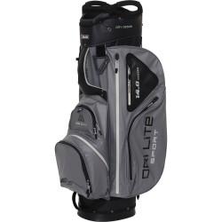 Бэг для гольфа BIG MAX CARTBAG DRI LITE SPORT, GRAU/SCHWARZ