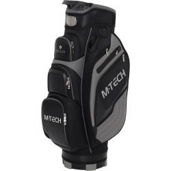 Бэг для гольфа MOTOCADDY CARTBAG M-TECH DELUXE, SCHWARZ/GRAU