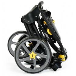 Тележка для гольфа Masters iCart Compact Evo черная