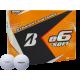 Мячи для гольфа Bridgestone e6 Soft белые
