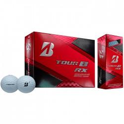 Мячи для гольфа Bridgestone TOUR B RX белые