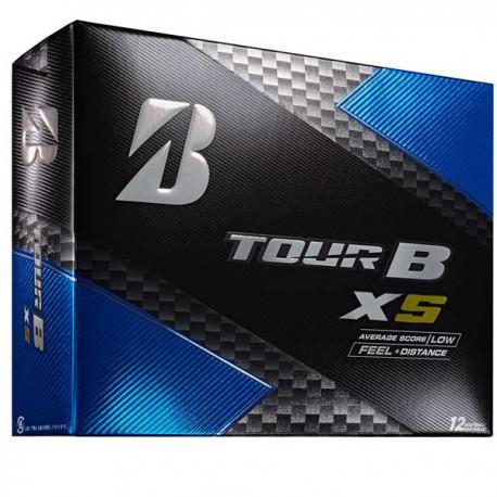 Мячи для гольфа Bridgestone TOUR B XS белые