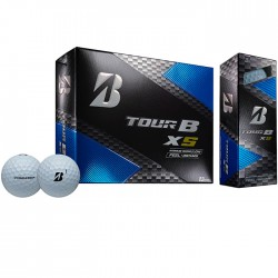 Мячи для гольфа Bridgestone TOUR B XS белые