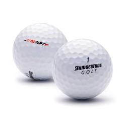 Мячи для гольфа Bridgestone TreoSoft белые
