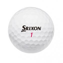Мячи для гольфа Srixon Soft Feel белые