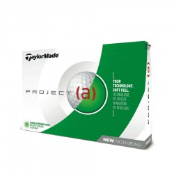 Мячи для гольфа TaylorMade TM18 PROJECT (a) белые