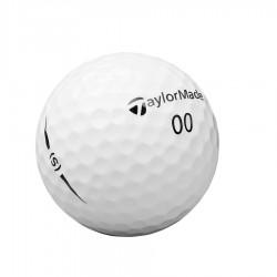 Мячи для гольфа TaylorMade TM18 PROJECT (s) белые