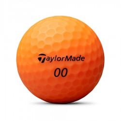 Мячи для гольфа TaylorMade TM18 PROJECT (s) оранжевые