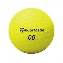 Мячи для гольфа TaylorMade TM18 PROJECT (s) желтые