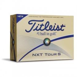 Мячи для гольфа Titleist NXT Tour S белые