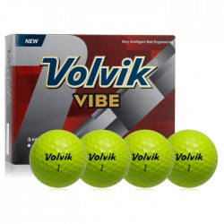 Мячи для гольфа Volvik Vibe Keltainen желтые