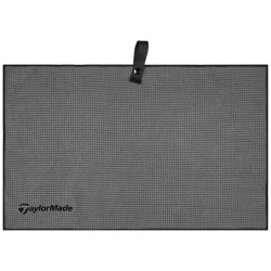 Полотенце TaylorMade TM17 Microfiber Cart Towel Grey