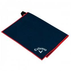 Полотенце Callaway Players Microfiber Towel Navy-Red