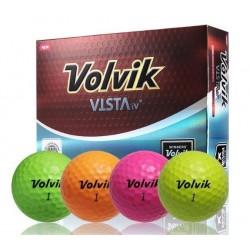 Мячи для гольфа Volvik Vista желтые