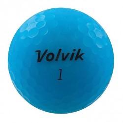 Мячи для гольфа Volvik Vivid синие