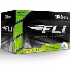 Мячи для гольфа Wilson FLi белые