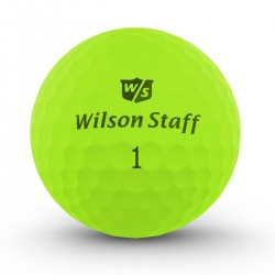 Мячи для гольфа Wilson Staff Dx2 Optix зеленые