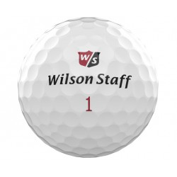 Мячи для гольфа Wilson Staff Dx2 Soft белые
