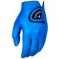 Перчатка для гольфа Callaway Opti Color синяя