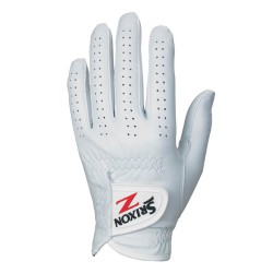 Перчатка для гольфа Srixon Cabretta Leather Glove белая