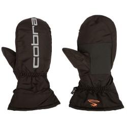 Перчатки для гольфа Cobra Winter Mitts черные