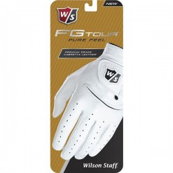 Перчатка для гольфа Wilson Staff FG Tour Pure Feel белая