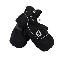 Перчатки для гольфа FootJoy Winter Mitts черные