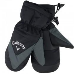 Перчатки для гольфа Callaway Thermal Mitts черные