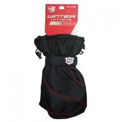 Перчатки для гольфа Wilson Staff Winter Mittens черные