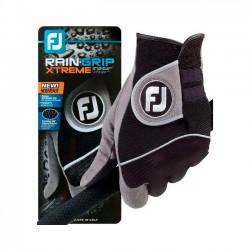 Перчатки для гольфа FootJoy RainGrip Xtreme серые