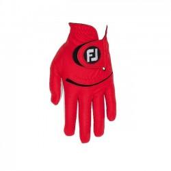 Перчатка для гольфа FootJoy Spectrum красная
