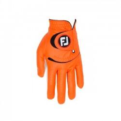 Перчатка для гольфа FootJoy Spectrum оранжевая