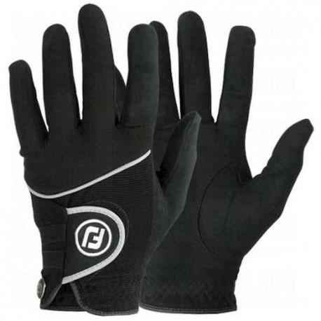 Перчатки для гольфа Foot Joy Rain-Grip 1 черные