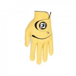 Перчатка для гольфа FootJoy Spectrum желтая