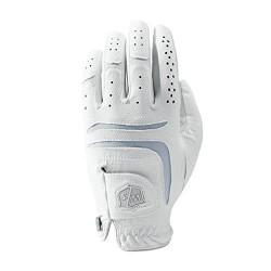 Перчатка для гольфа Wilson Staff Women Grip Plus 2018 белая