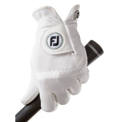 Перчатка для гольфа FootJoy StaCooler белая
