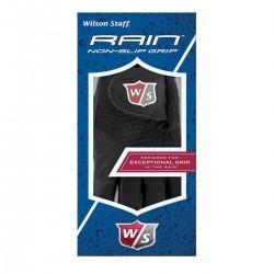 Перчатки для гольфа Wilson Staff Rain Womens черные