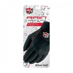 Перчатки для гольфа Wilson Staff Rain Ladies черные
