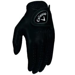 Перчатка для гольфа Callaway Opti Color черная